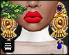 日. Karma Earrings