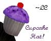 Cupcake hat! ~LC