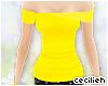 ! yellow summertop