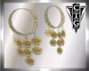 CTG GYPSY COIN EARRINGS