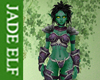 [JE] Green Female Skin