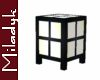 MLK Japanese Table Lamp
