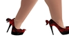 Gothic Red Shoes