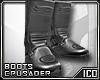ICO Crusader Boots M