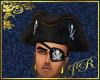 *JR Pirate tricorn hat