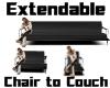 (S)ExtendableChair2Couch