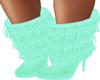 belles new mint boots