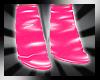 [GEL] Pink PVC Fluffies