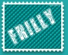 FRILLY! Teal