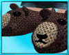 Mens Bear Slippers