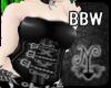 [n3] Gothy top BBW