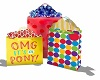 Kids gift bags any party