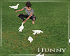 H. Feeding The Birds