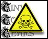 TTT Sign Toxic
