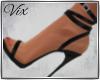 WV: Sophia Heels Black