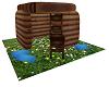 Log Pillow Fort