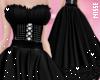 n| Keily Black Dress