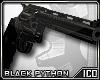 ICO Black Python M