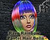 Rave Rainbow PastelBella