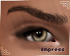 ! Dark Brown Eyebrows