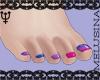 ♆ Bi Toes