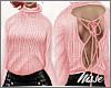 n  Open Back Sweater P