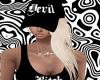 Devil hat Blonde hair