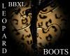 BBXL Leopard Boots