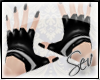 *S Dancer Gloves 50's