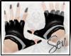 *S Dancer Gloves 50's