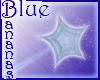 Blue Wand & Glitter