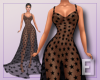 Black Star Sheer Dress