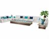 soft beach sofa