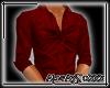 !J! Red Shirt L/s