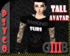 :D3B: Tall Avatar