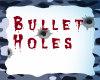 ! BULLET HOLES