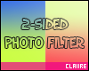 C|2-Sided Photo Filter 2