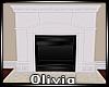 *O* Island Fam Fireplace