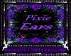 Pixie ears