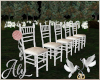 Vintage Wedding Chairs R