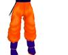 future gohan pants