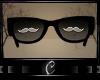 C:. Mustache Shades