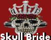 Wedding Ring - Skull F
