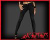KyD Black Skinny Jeans
