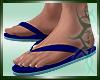 :)Aloha Stud FlipFlops