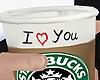 :S: ILU Starbucks coffee