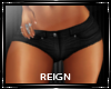 ~R~Black Shorts RLS