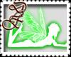 DLF ~ Fairy Green