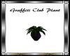 Graffiti Club Plant