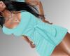 Summer Dress-Blue
